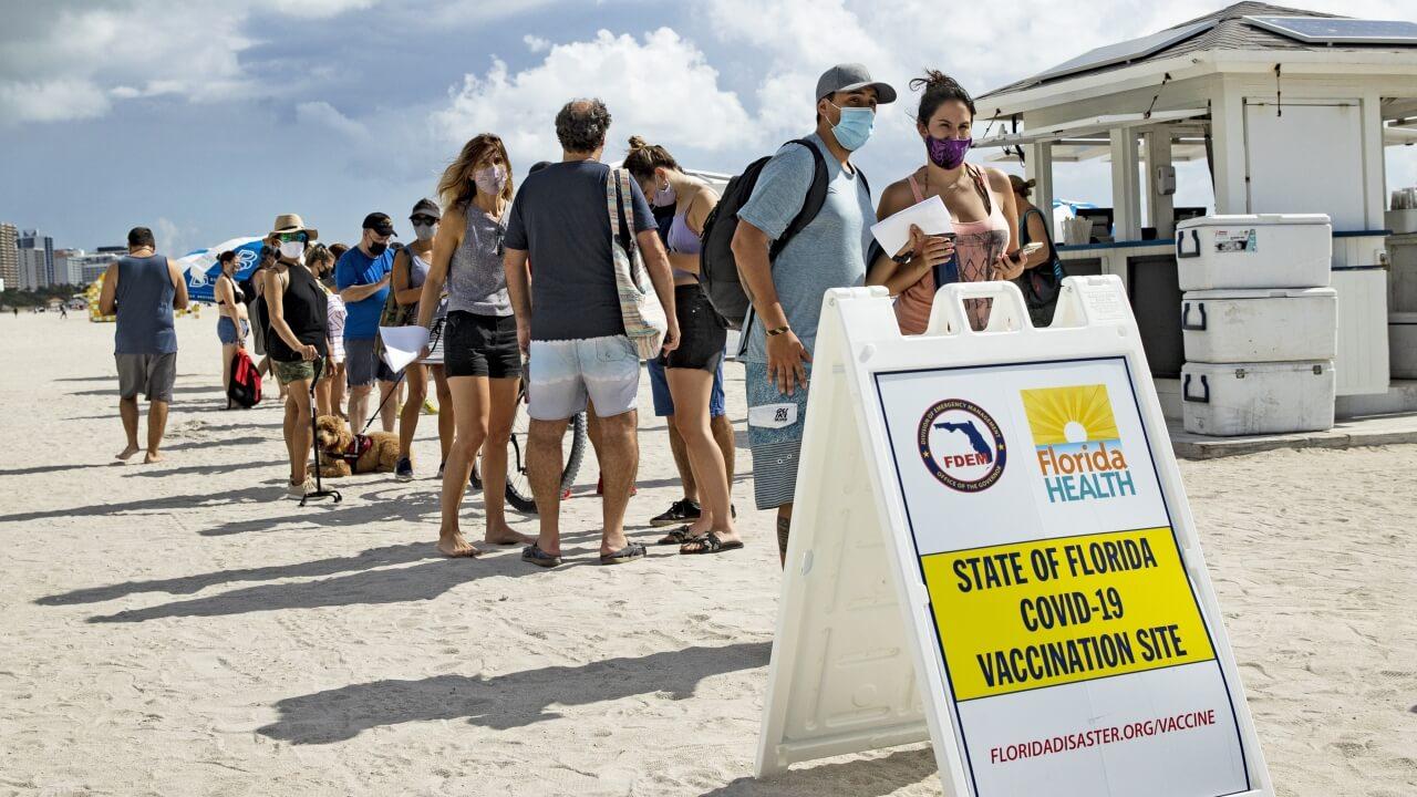 Coronavirus: México confirma primer caso de variante de la India; Florida levanta todas las restricciones referentes a la pandemia