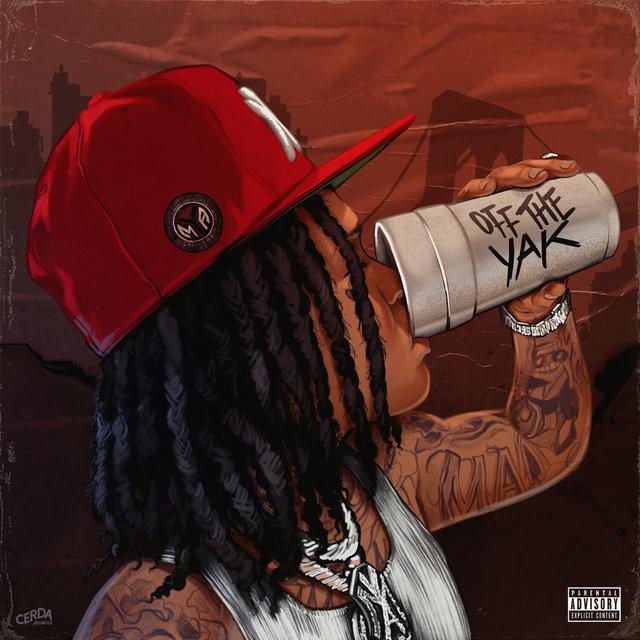 """Portada del álbum """"Off The Yak"""" de Young M.A."""