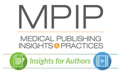 MPIP Launches New Author Education Video Series— MPIP Insights for Authors