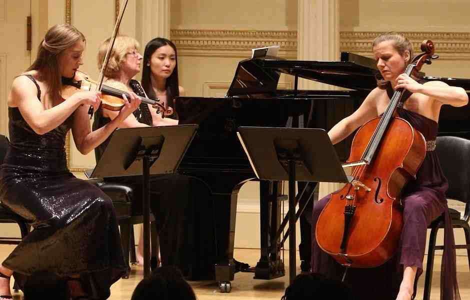 Nurturing and Patient Music Instructors at the International School of Music in Bethesda