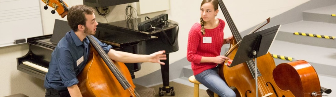 Double Bass Classes at International School of Music in Bethesda and Potomac