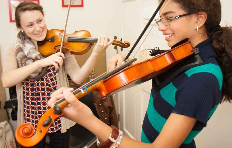Viola Classes at International School of Music in Rockville and Chevy Chase
