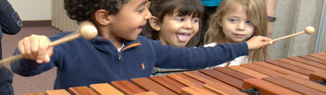 Music Classes for Toddlers and Preschoolers
