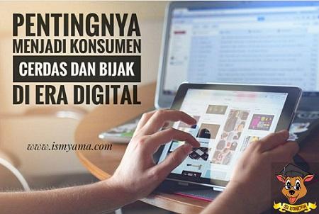 konsumen cerdas di era digital