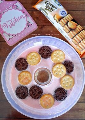 puding biskuit