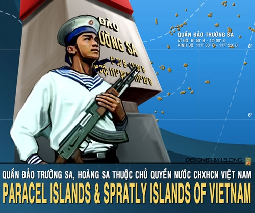 Image result for Vietnam, China and South China Sea
