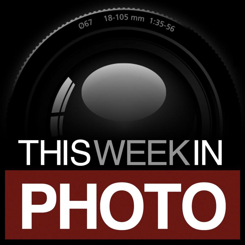 This Week in Photo Podcast Logo