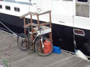 Bike and Boat