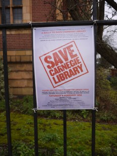 Save Carnegie Library