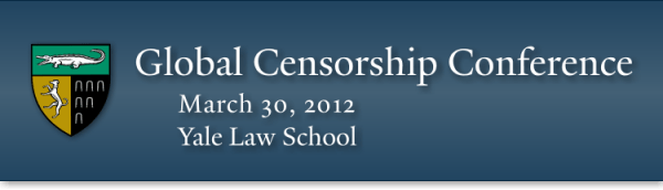 Global Censorship Conference