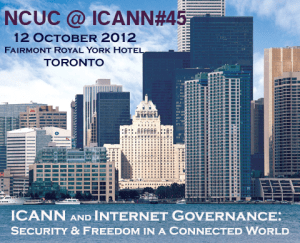 NCUC Conference