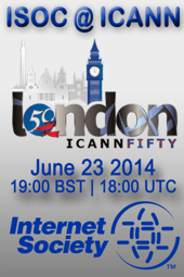 ISOC @ ICANN 50