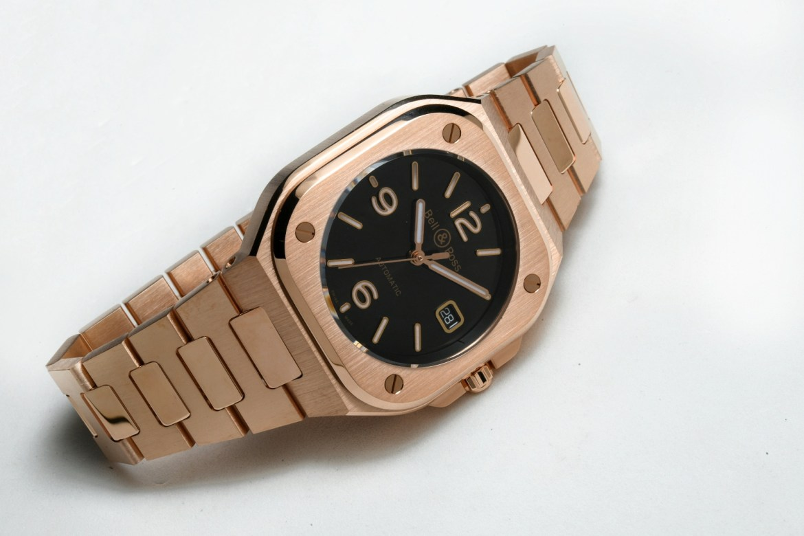 Bell & Ross BR-05 Rose Gold