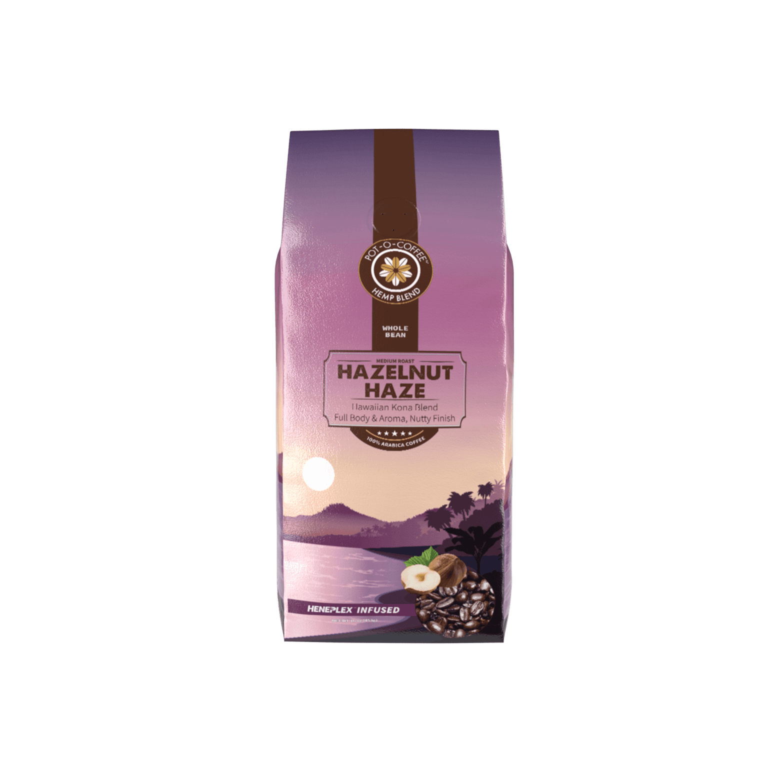 Pot-O-Coffee Hazelnut Haze – Bag
