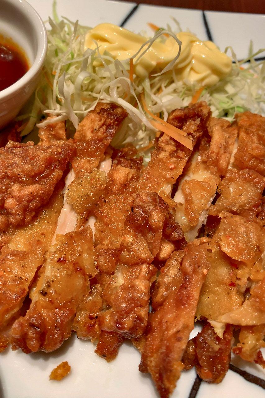桜都 油淋鶏