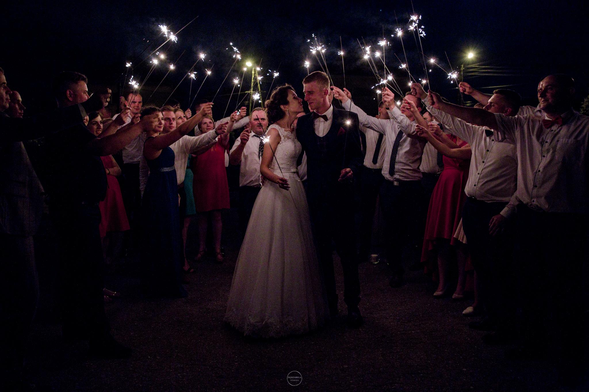 fotograf wolbrom fotograf ślubny olkusz fotografia ślubna zawiercie fotograf trzebinia  sesja zimne ognie