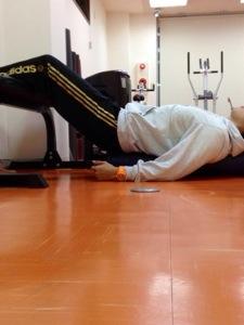 腰痛を改善する為の運動とは?力を抜くこと。