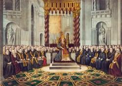Assisa del COncilio Vaticano I