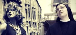 Madonna e suor Cristina