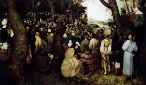 pregação do Batista