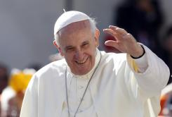 Audiência Geral do Papa Francis