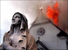 ecclesia incendii eius