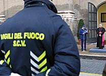 vigili del fuoco vaticano 5
