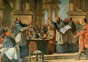 theological disputes