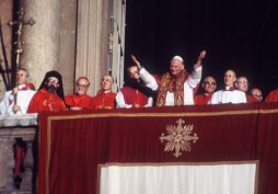 election of John Paul II