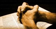 la oración teología