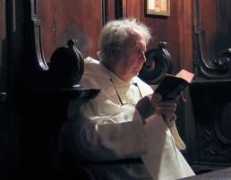 Giovanni Cavalcoli in coro 2