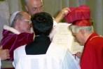 Paolo VI berretta a Ratzinger