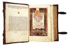 edición de la Biblia de Lutero