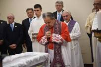 Carlo Caffara funérailles Biffi