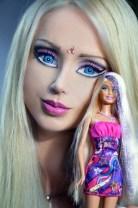 Valeria Lukyanova barbie