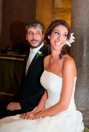 santa constância noiva