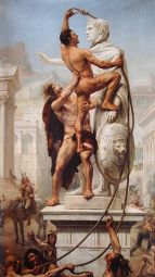Sack of Rome JN Sylvestre 1890