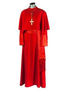 Kardinal Kleid