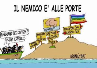 Eurabia la historieta por Krancic