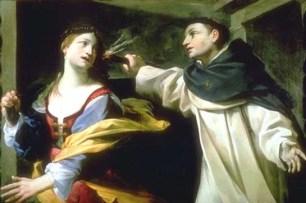 Santo Tomás de Aquino Givan Francis tizas tentación-001