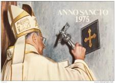 porta santa Paolo VI
