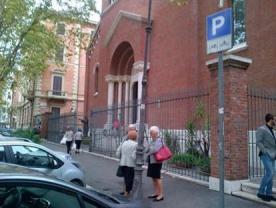 heilige Kirche teresa