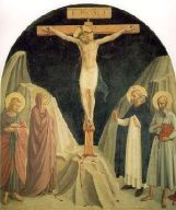 Blessed Angelic crucifixion