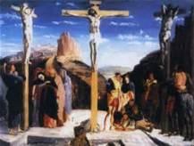 desgasificar la crucifixión