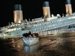 Titanic naufrágio 2