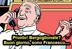 bergoglionate Comic
