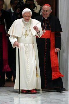 Benedikt und Vallini