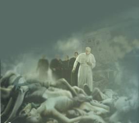 visión apocalíptica Papa