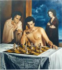 sergio-alessandro-Ughi-game-a-chess-with-the-dead-collection-cash-savings-to-ferrara