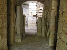 Etrusca tumba-de-Pietrera-Vetulonia